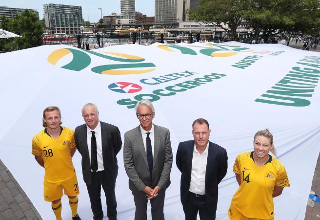 Australian soccer gets a facelift