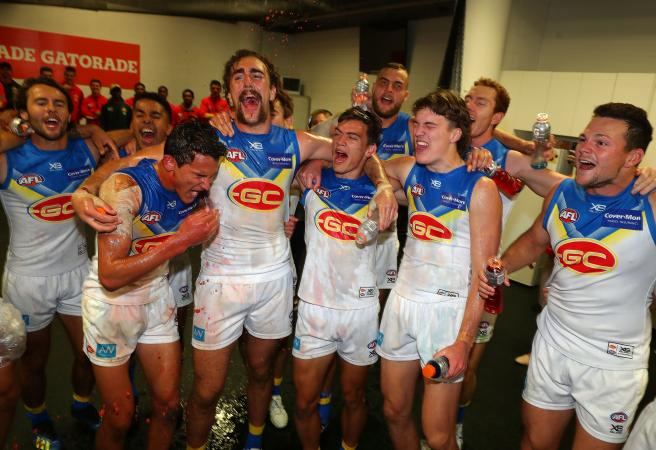 The bookies' Top 10 AFL Upsets