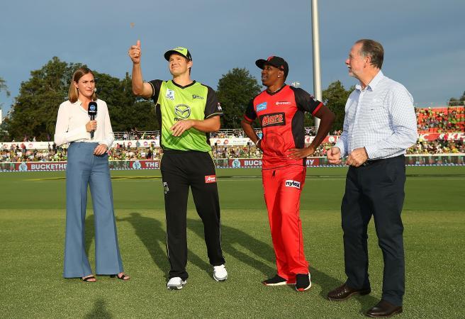 BBL abandons coin toss for the 'Bat Flip'