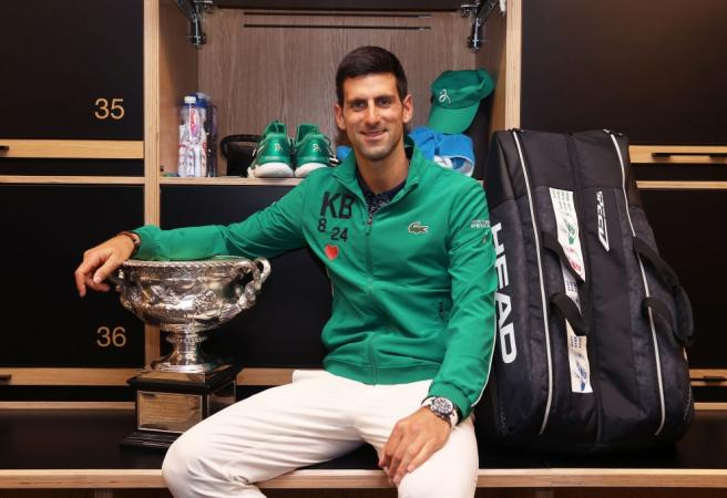 Novak Djokovic claims eighth title in epic final