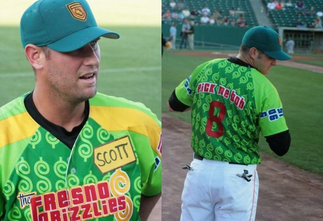 188dbb26984 9 of the Most Bizarre Pro Sport Uniforms | Odds