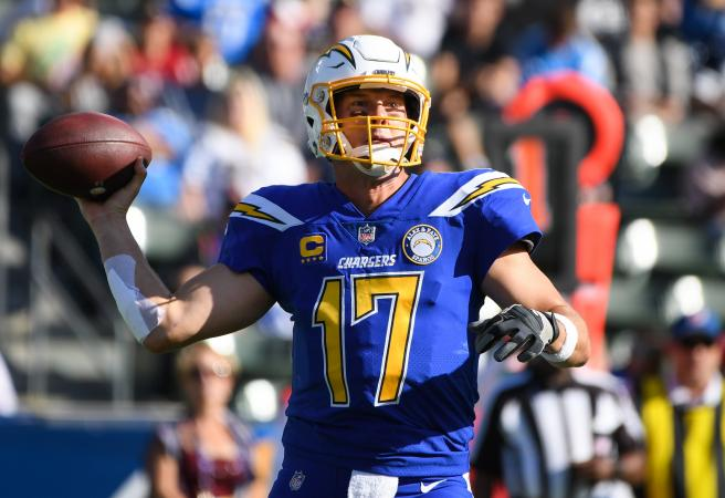 Philip Rivers makes NFL history with amazing performance