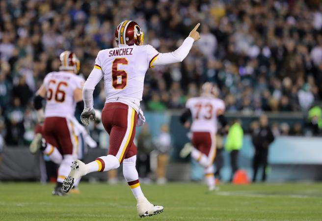 Twitter goes nuts over the return of Mark Sanchez