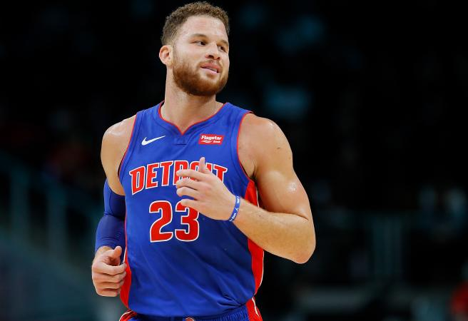 WATCH: Blake Griffin ejected for dangerous hit