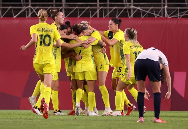 Matildas eye Sweden payback - Aussies in action Day 10