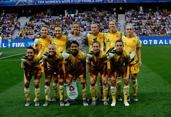Matildas to receive groundbreaking equal pay deal