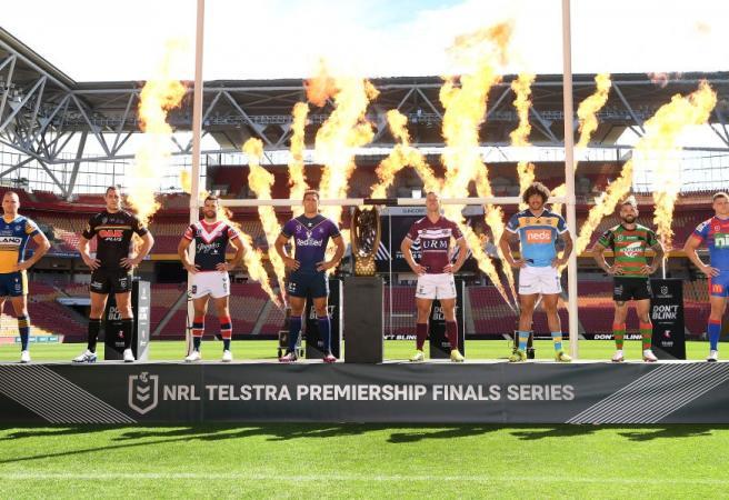 NRL Finals set to fire up