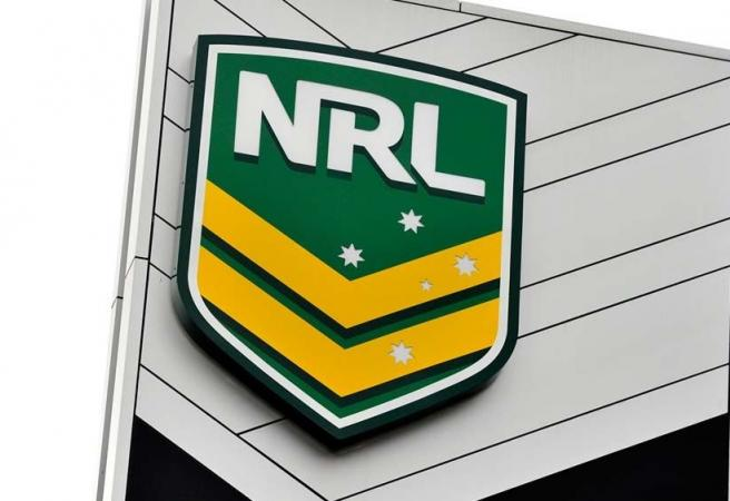 NRL forward charged by police