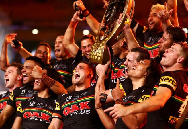 Panthers deliver on the big stage