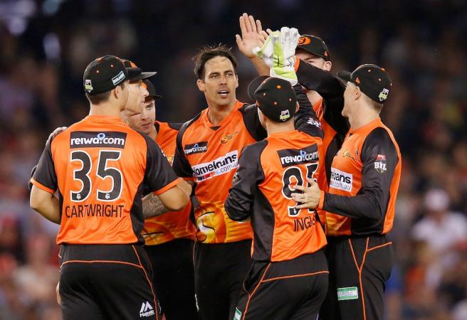 BBL Preview: Perth Scorchers v Sydney Sixers