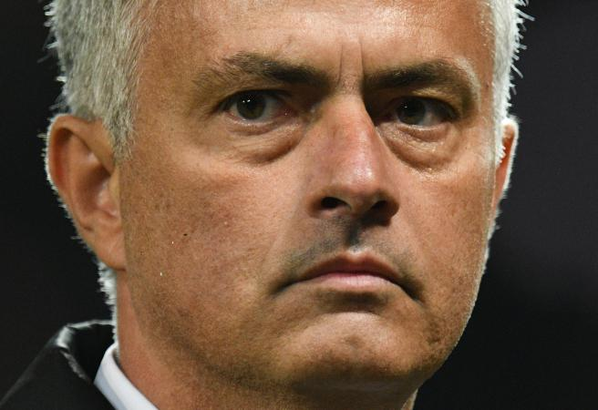 Respect! Mourinho goes full meltdown