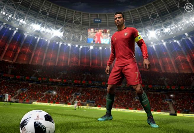 2018 FIFA World Cup Simulation
