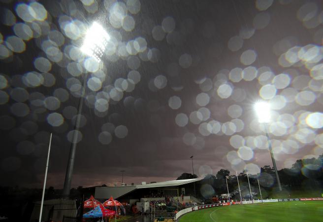 Kangas shine on AFLW's darkest night!