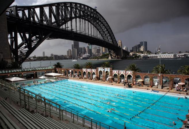 Set-up: Aussie Test preparation hit by Sydney arrest