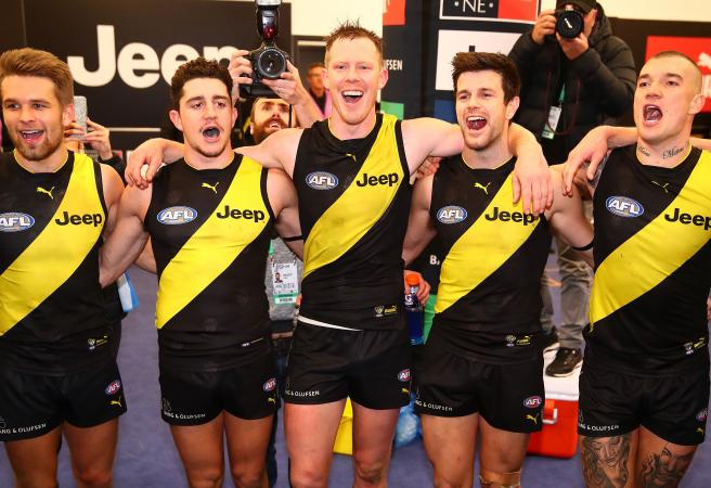 AFL Futures: Post Round 15 Betting Update