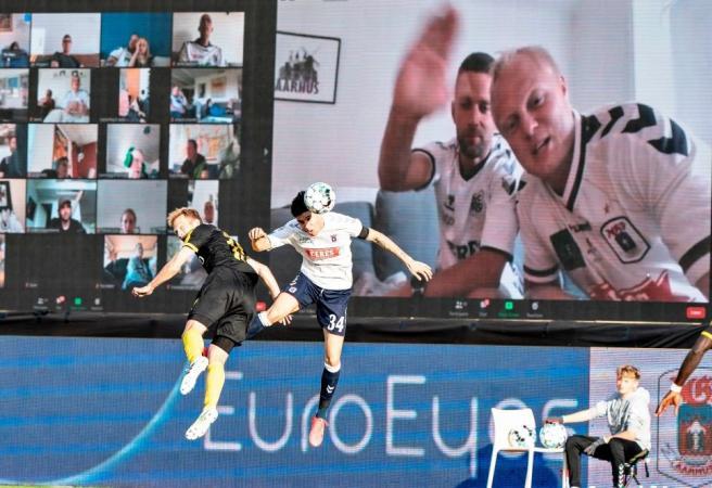 Danish club delivers best pandemic crowd option