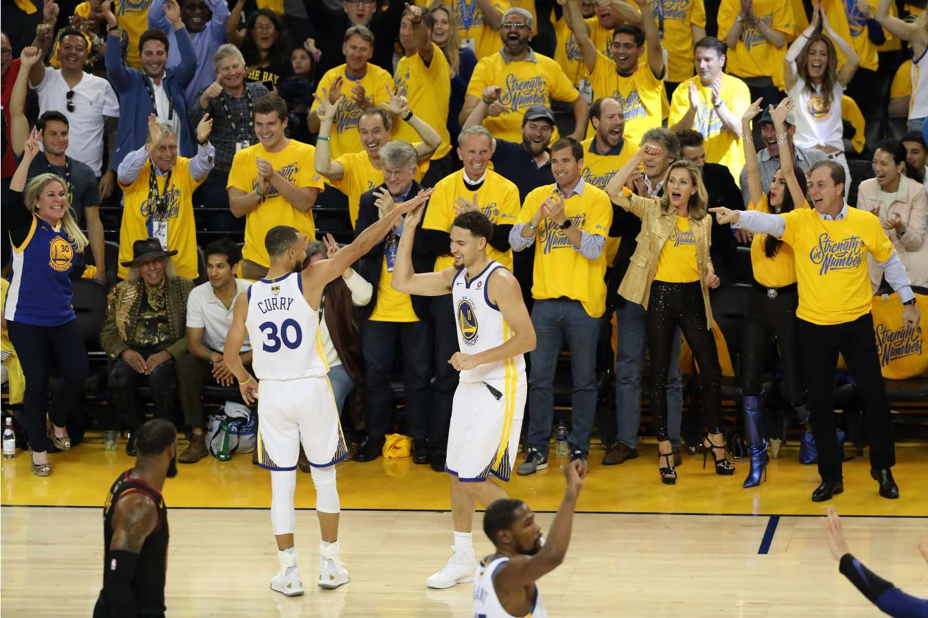 NBA Finals: Game Two Betting Preview