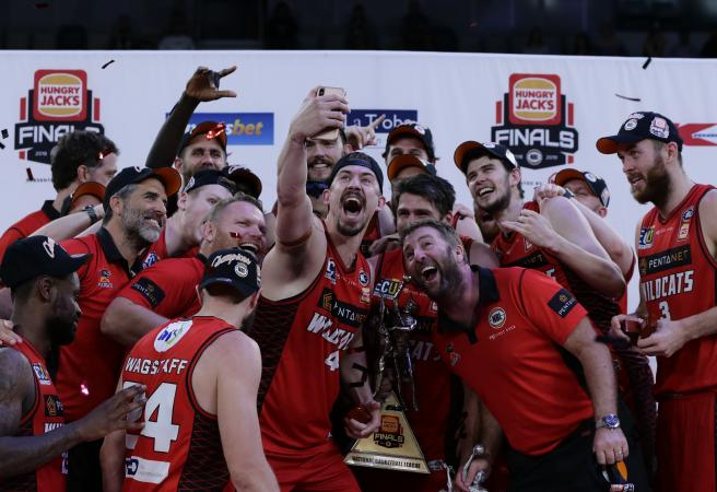 Wildcats bury United for ninth NBL title