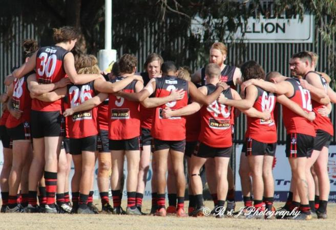Ridiculous local footy win makes history