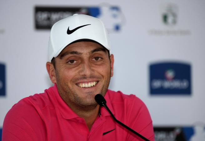 Molinari named European Tour Golfer of the Year