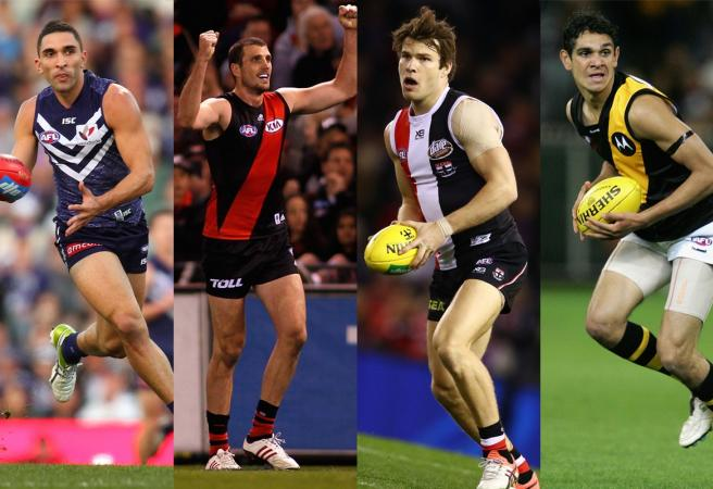 AFL Draft Flops: Top 10 picks who never made it