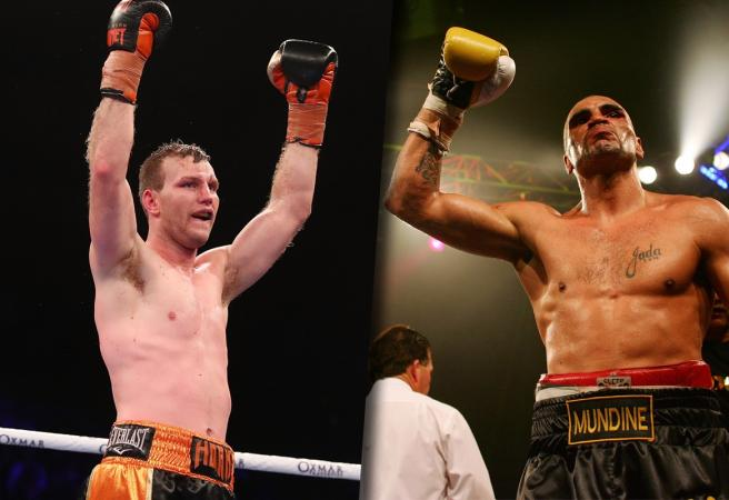 Jeff Horn set to face Anthony Mundine in November