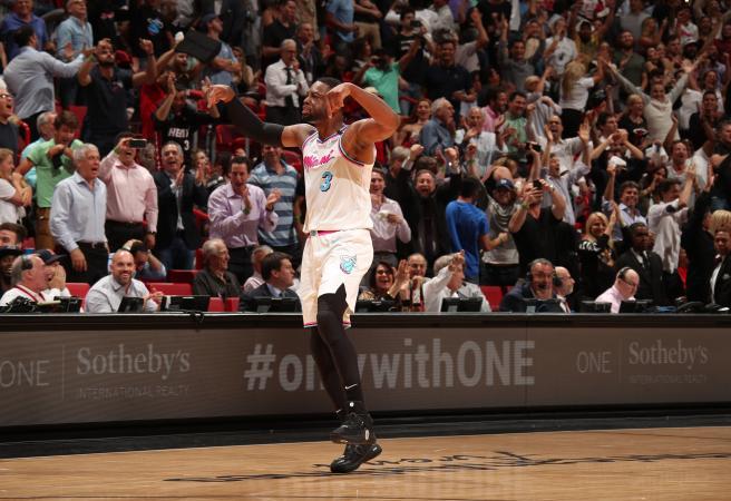 Five amazing Dwyane Wade Miami moments