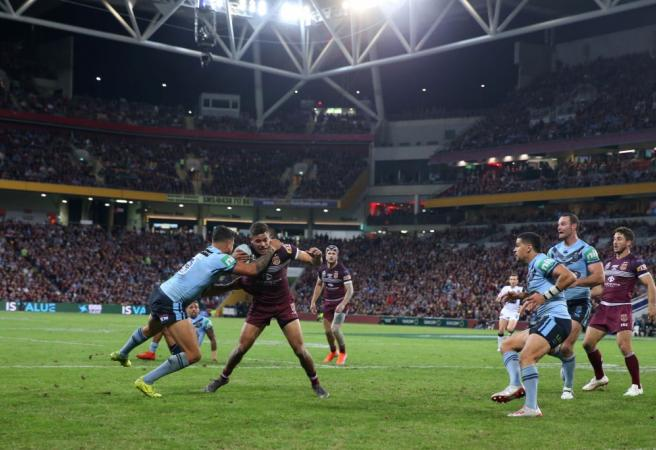 When will State of Origin be held in 2020?