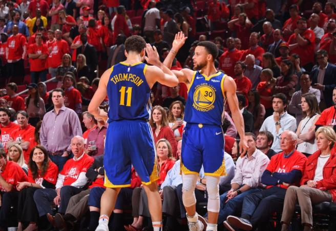 Warriors progress to fifth straight Conference Finals
