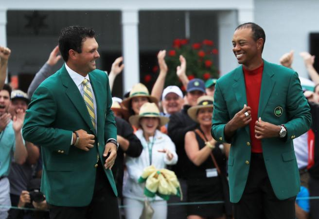 Punter takes home ridiculous collect after Tiger's Masters win