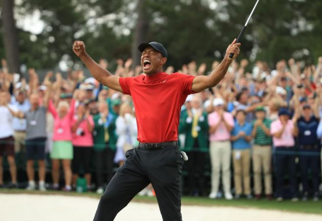The biggest moments of Tiger Woods' life