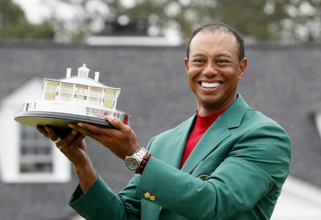 $1.66 million Masters win: Betting slips and punter revealed