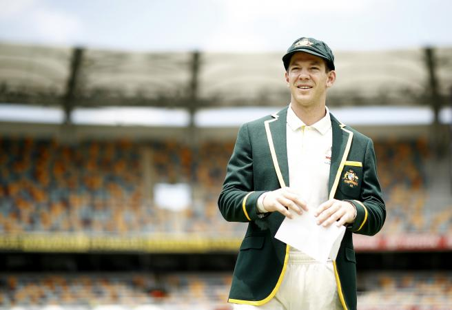 Tim Paine flags teammate as a 'future Test captain'