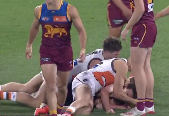 WATCH: Should Toby Greene be suspended for this?