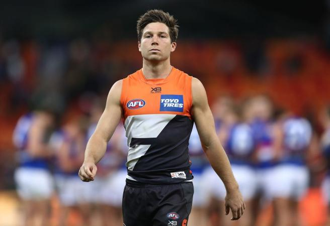 Giant Toby Greene to find out his fate early