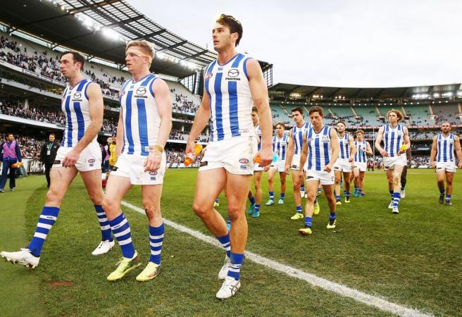 North Melbourne All-Australian signs on for three years