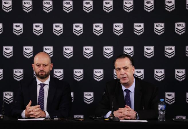 NRL season set to continue