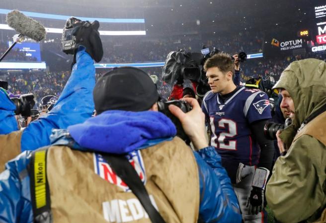 Bucs eye Super Bowl with Tom Brady
