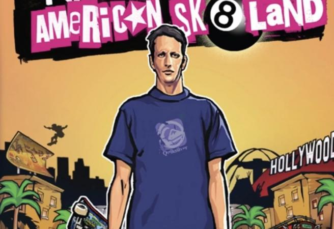 Ranking every Tony Hawk video game cover