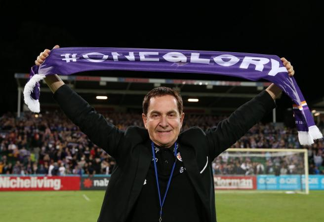 Perth Glory owner's awkward Facebook fail