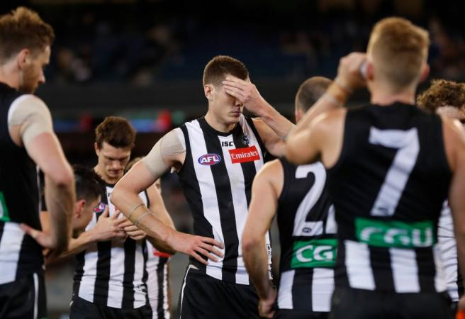 Two star Magpies ruled out for remainder of season