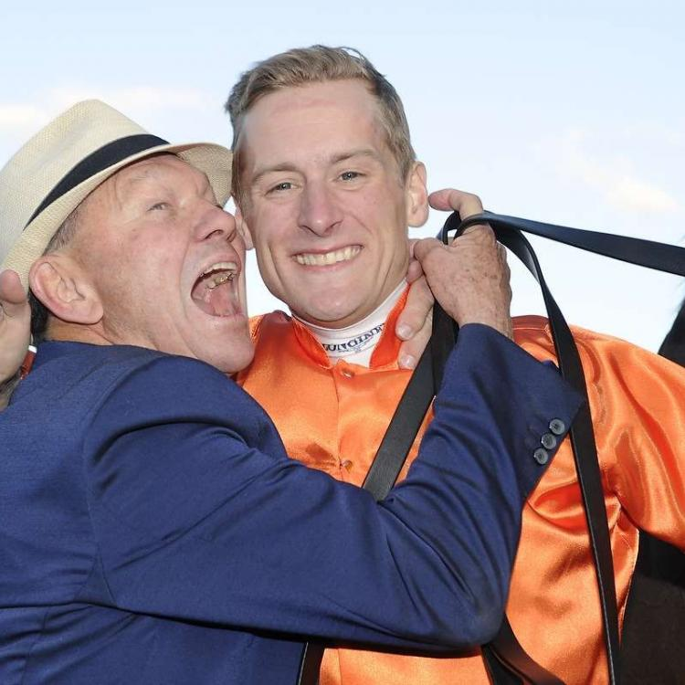Trainer Gary Moore relishing that winning feeling
