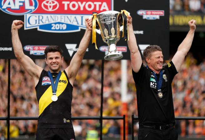2020 AFL season: Every game of every round