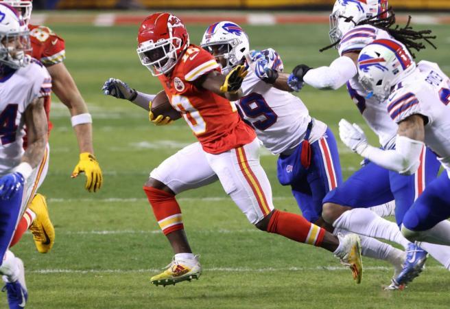 Road to Super Bowl LV: Kansas City Chiefs