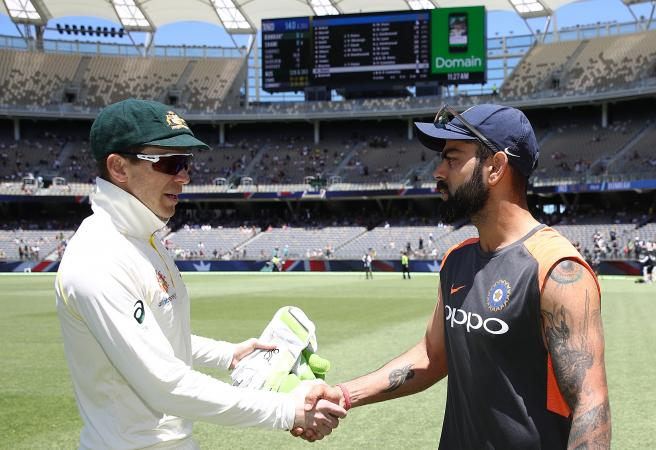 Aussies level Test Series: Paine v. Kohli heads to Melbourne