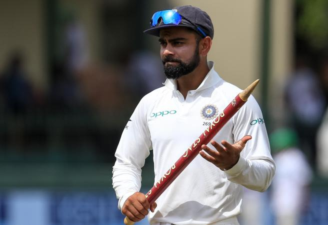 Virat Kohli: England the last frontier for gun batsman in Test series