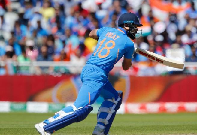 Virat Kohli breaks World Record