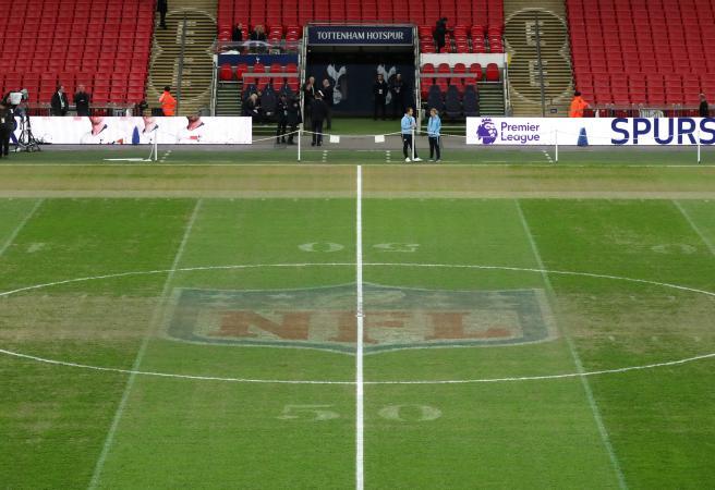 NFL Premier League: Manchester City touchdown as Spurs defense fails
