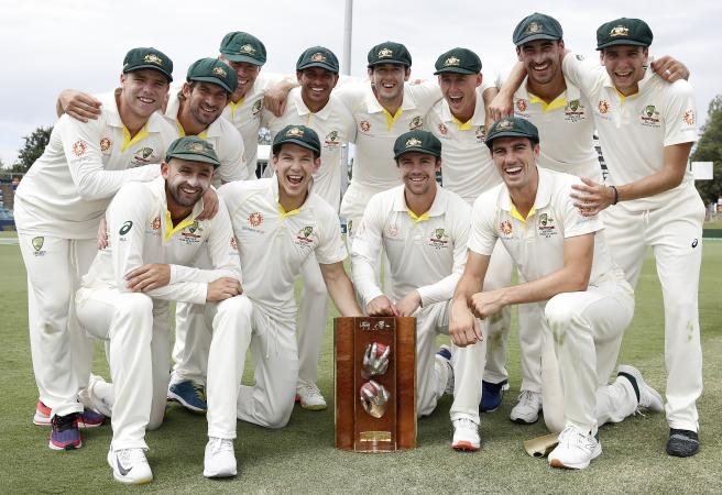 Australia record emphatic series win against Sri Lanka