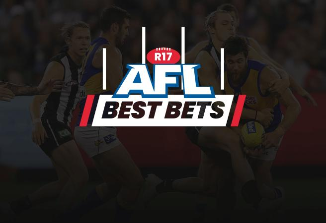 Afl betting odds round 17 inch sports betting databases